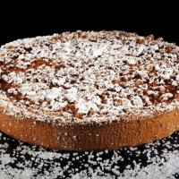 Torta all\'amaretto